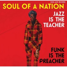 5026328104232 SOUL OF A NATION:Jazz is the Teacher Funk is the Preacher