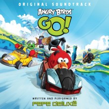 0889397104276 Angry Birds Go! Original Soundtrack