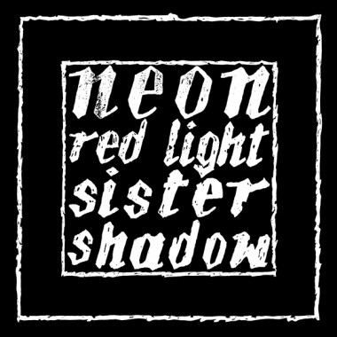 8033706210703 RED LIGHT/SISTER SHADOW (LTD 500 COPIES)