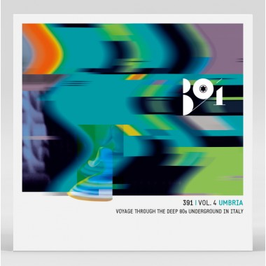 8033706211533 391 VOL.4 UMBRIA VOYAGE THROUGH THE DEEP 80s UNDERGROUND